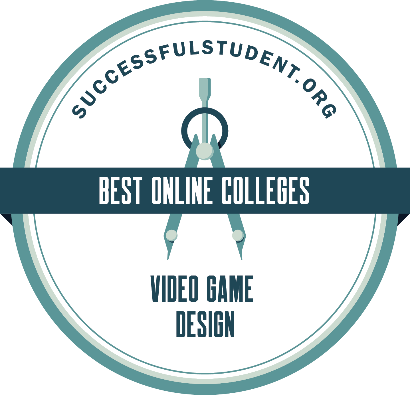 The 10 Best Online Video Game Design Colleges's Badge