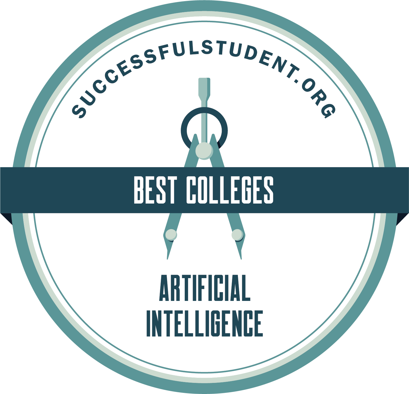 25 Best Artificial Intelligence Colleges   Bachelor's and Master's AI Degrees's Badge