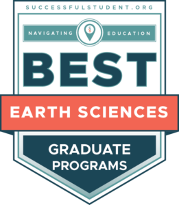 10 Best Earth Sciences Graduate Programs's Badge