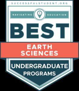 10 Best Earth Sciences Undergraduate Programs's Badge