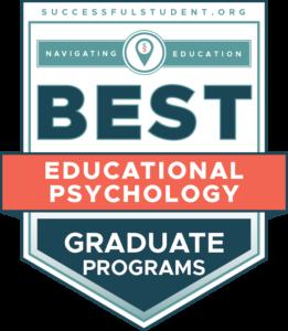 The 20 Best Educational Psychology Graduate Programs's Badge