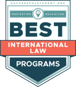 8 Best International Law School Programs's Badge