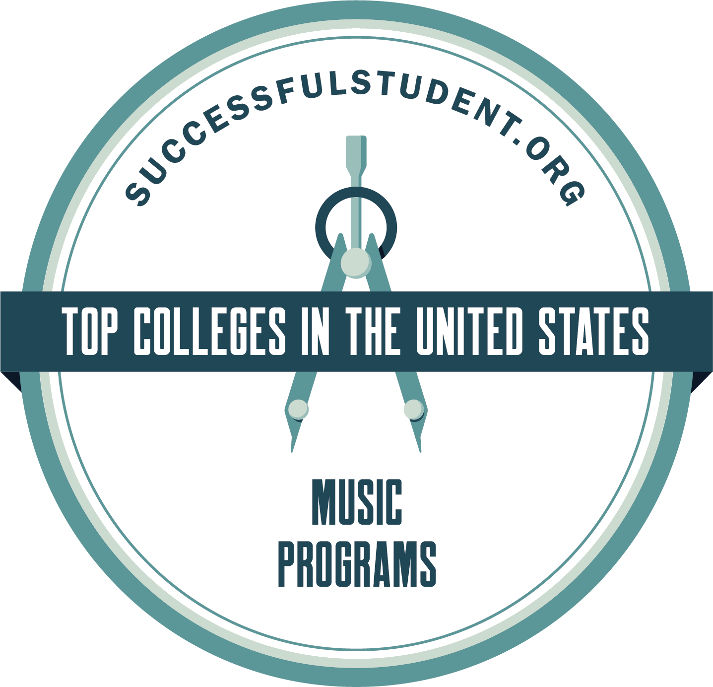 The Top 25 Music School Programs in the US's Badge